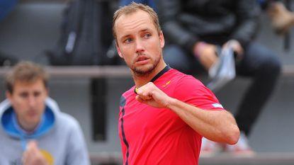 Warning voor verbale agressie schudt Darcis wakker, nu droomaffiche tegen Djokovic