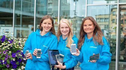 Jobstudenten promoten Koksijde op sociale media