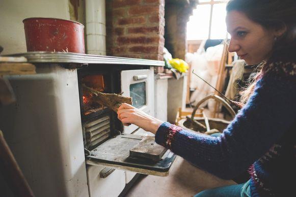 """""""Houtverbranding is de belangrijkste bron van fijn stof in Vlaanderen. Niet voor niets hebben steeds meer steden een stookalarm."""""""