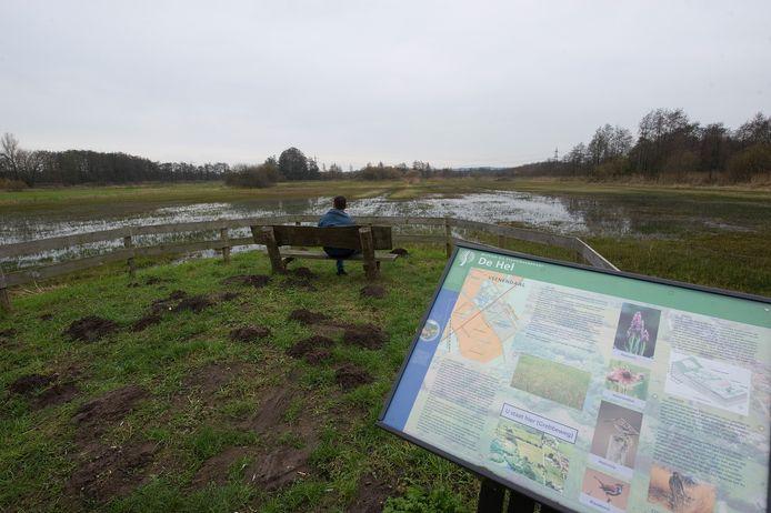 Natuurgebied De Hel in Veenendaal