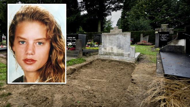 In september 2011 werd het graf van Nicole van den Hurk geopend voor het coldcase-onderzoek