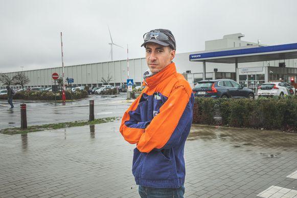 Robin Tonniau won het proces tegen Volvo Cars.