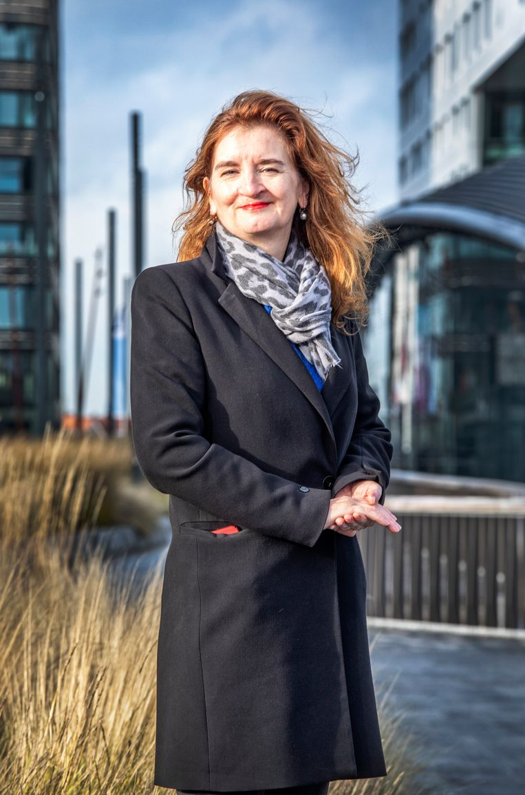 Marieke Schuurmans. Beeld Raymond Rutting / de Volkskrant