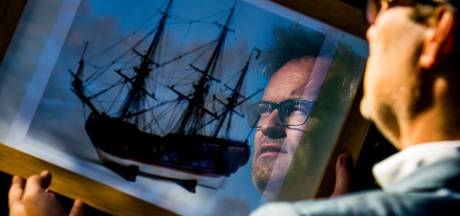 Onbekende schipper tot leven gebracht door Tielenaar