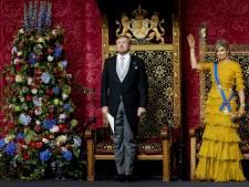 Ingetogen Prinsjesdag 'mooi maar bizar'