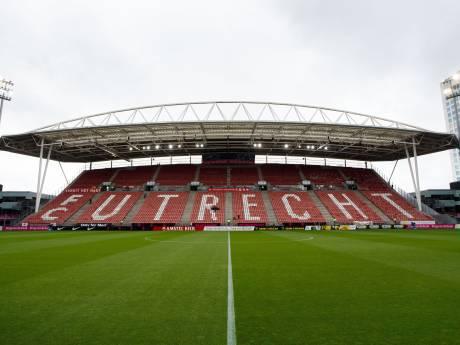 ADO-supporters gooien met stenen na wedstrijd in Utrecht, vier agenten gewond