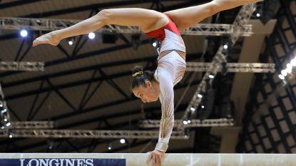 """Nina Derwael treurt niet over gemiste medaille op balkfinale: """"Ik heb me geamuseerd"""""""