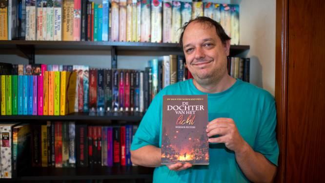 """Wiskundeprof brengt fantasy-boek uit: """"Na een hele dag cijfertjes doet het deugd om je fantasie op hol te laten slaan"""""""