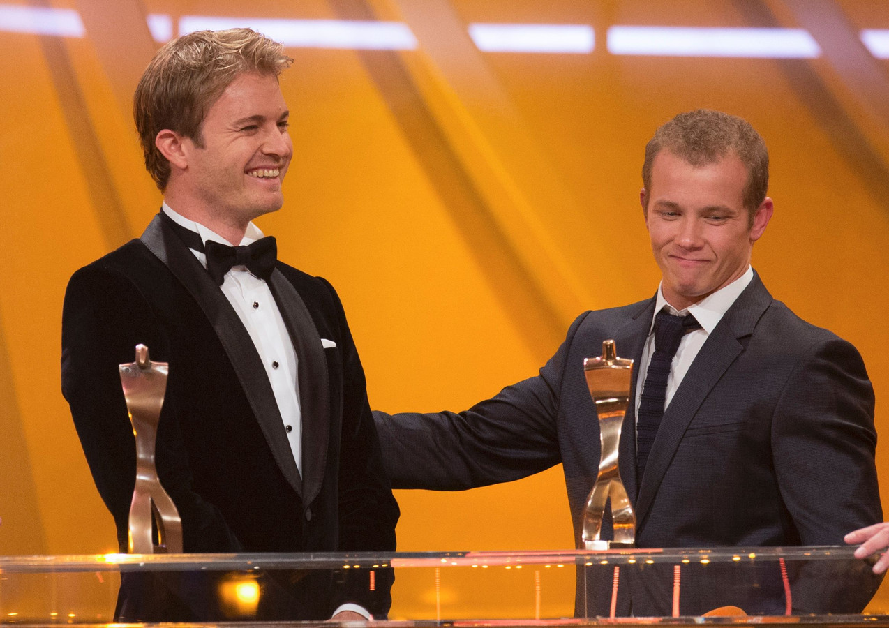 Niet Rosberg Maar Hambuchen Beste Duitse Sporter Foto