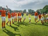Overzicht   Moerse Boys viert historische promotie, Victoria'03 handhaaft zich in derde klasse