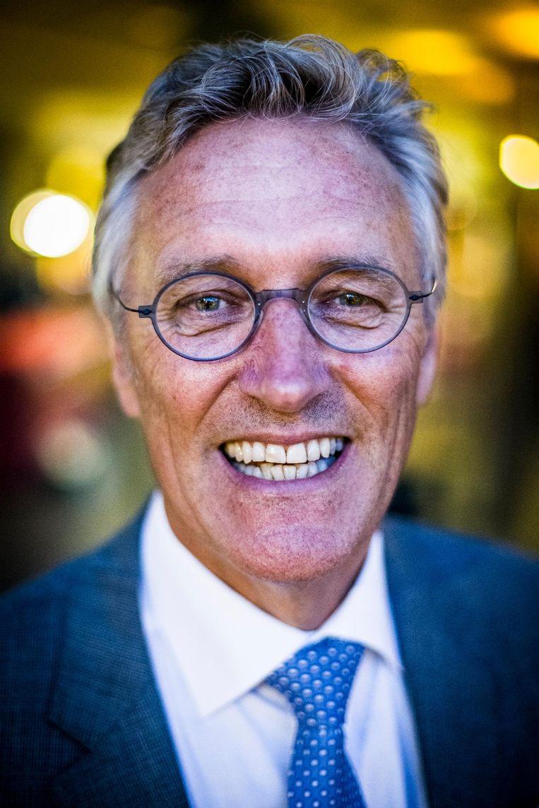 John Jorritsma (VVD), burgemeester van Eindhoven Beeld anp