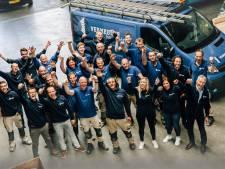 Vermeulen Bouwbedrijf wint prijs sociale vernieuwing FNV