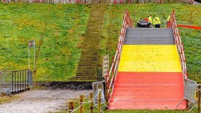 KOERS KORT 07/01. BK in Kruibeke pakt uit met opvallende tricolore brug - Kwiatkowski mikt op Ardennen - Duitse crosslegende keert terug in het veld