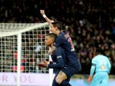 PSG twintig punten los na winst op Olympique Marseille