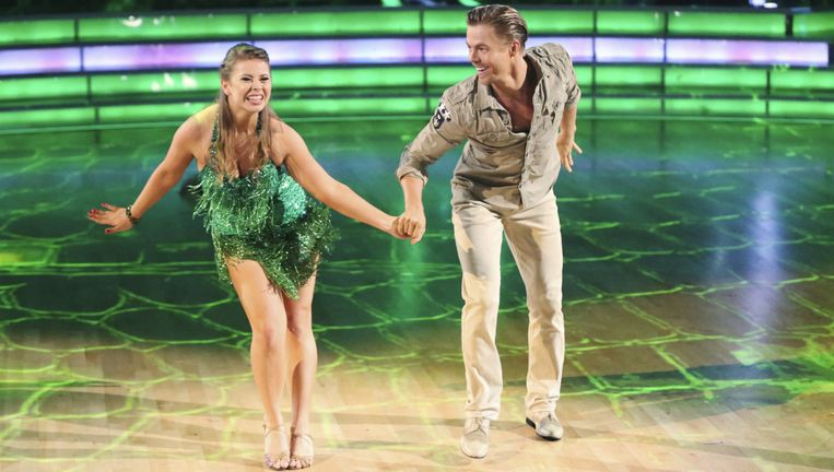 Bindi maakt nog kans op de titel 'dancing star 2015'.