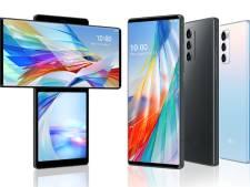 LG Wing is de vreemdste, maar ook meest nutteloze smartphone van 2020