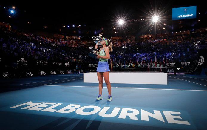 Sofia Kenin devrait défendre son titre du 8 au 21 février à Melbourne.