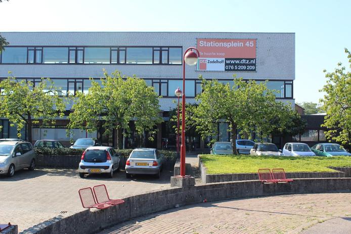 Het voormalige kantoor van Rabobank in Etten-Leur.