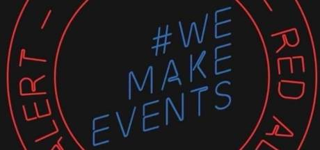 Red Alert: het is vijf voor twaalf voor de evenementenbranche