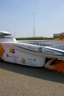 12 uur racen op zonne-energie