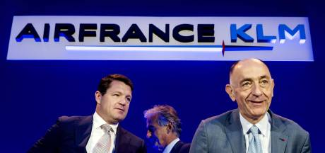 Topman Air France-KLM tegen Frans personeel: accepteer mijn loonbod of ik treed af