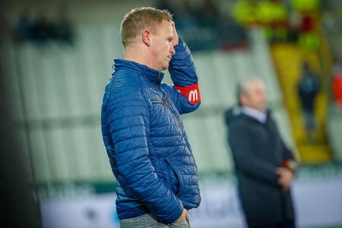 Wouter Vrancken, coach de Malines