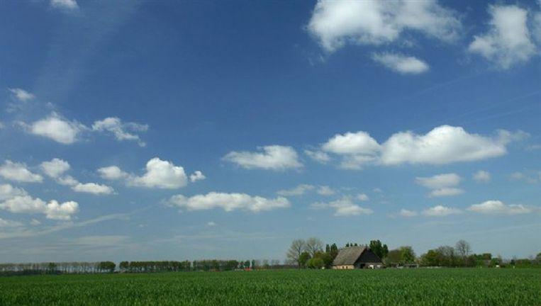 Het Buijtenland van Rhoon. Beeld