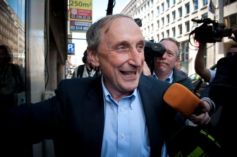 Michel Doomst in zijn periode als Vlaams Parlementslid.