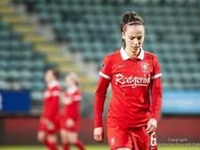 FC Twente Vrouwen ook in competitie niet langs Zwolle: titel ver weg