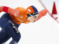 Leerdam pakt zilver op 1000 meter: geen podiumplek in eindklassement
