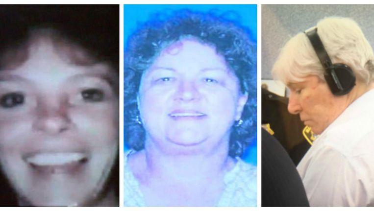 Becky Gault, Sharon Clausse en moordenaar Thomas Randolph.