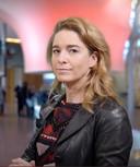 Ester Barendregt, econoom bij de Rabobank.