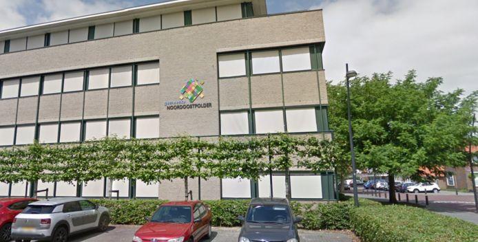 Gemeentehuis van Noordoostpolder in Emmeloord.