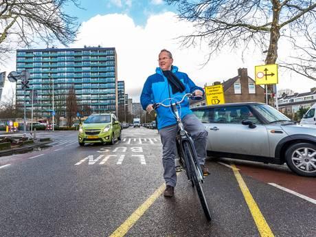 Bewoner Utrechtse Lamérislaan: 'Het is hier wachten op ongelukken'