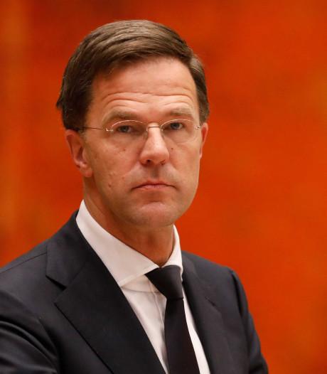 Knieval Rutte: Ik wekte verkeerde indruk over memo's