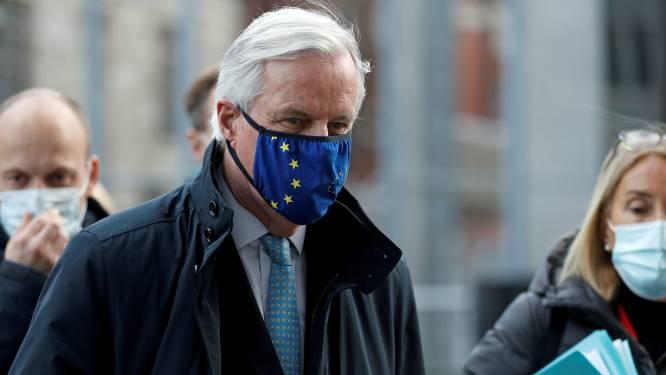 """Komende 36 uur """"cruciaal"""" voor brexitonderhandelingen"""