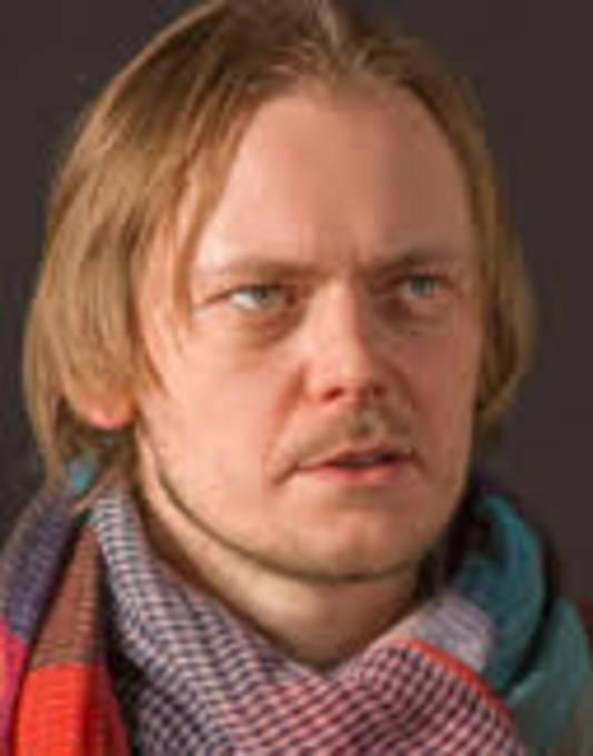 Andrey Arkhangelskiy, verslaggever en columnist van de liberale krant Kommersant.