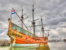 VOC-schip Batavia wordt maandag gedraaid