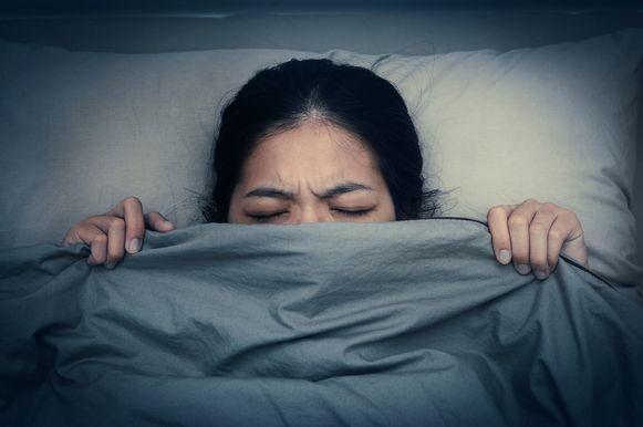 10 procent van de Belgen lijdt aan slapeloosheid, volgens professor en slaapexpert Johan Verbraecken (UZ Antwerpen).