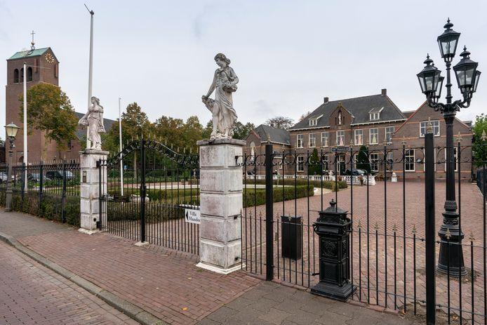 Villa Maasdonk in het centrum van Nuland.