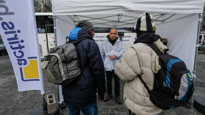 Brusselse jongerenwerkeloosheid stijgt met bijna negen procent