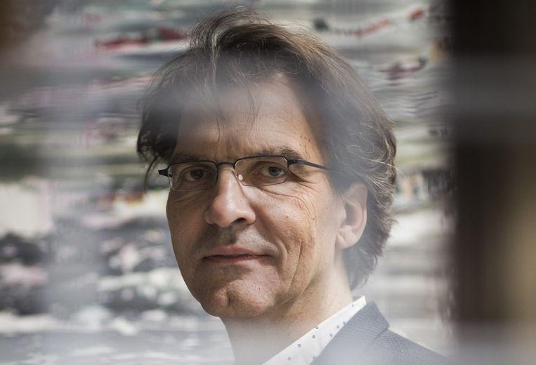Sjarel Ex, directeur van het museum Boijmans Van Beuningen. Beeld Freek van den Bergh / de Volkskrant