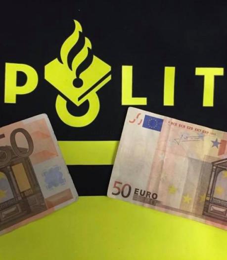 Valse 50-eurobiljetten in omloop in Reusel en Eersel: 'We letten nu extra goed op'