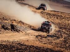 Een marathon in de Dakar Rally rijd je met beleid