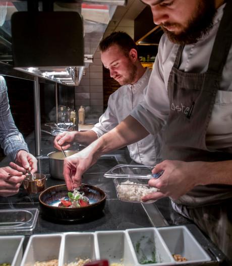 Zelfs geen plek meer op de wachtlijst: eerste Tilburgse restaurants lopen al vol voor kerst
