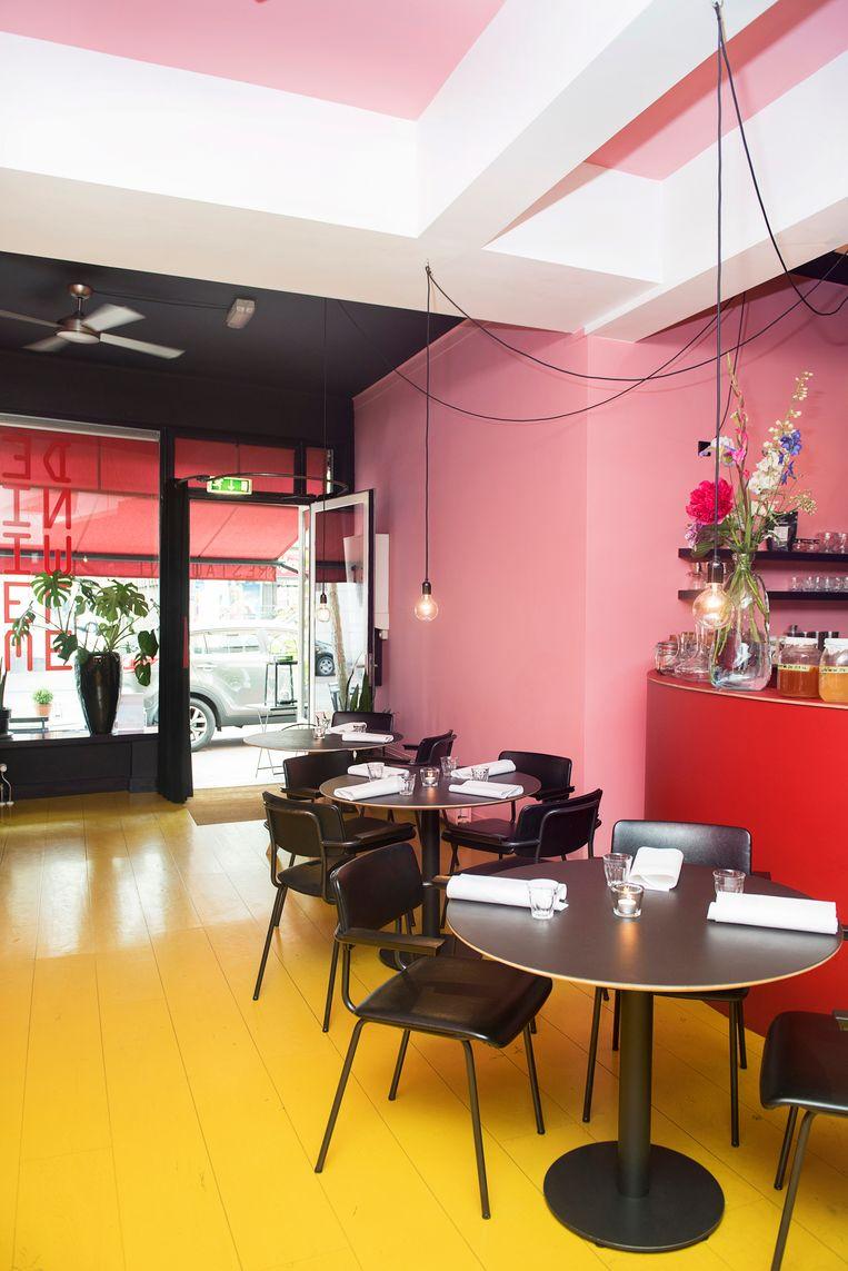 Restaurant De Nieuwe Winkel Beeld Els Zweerink