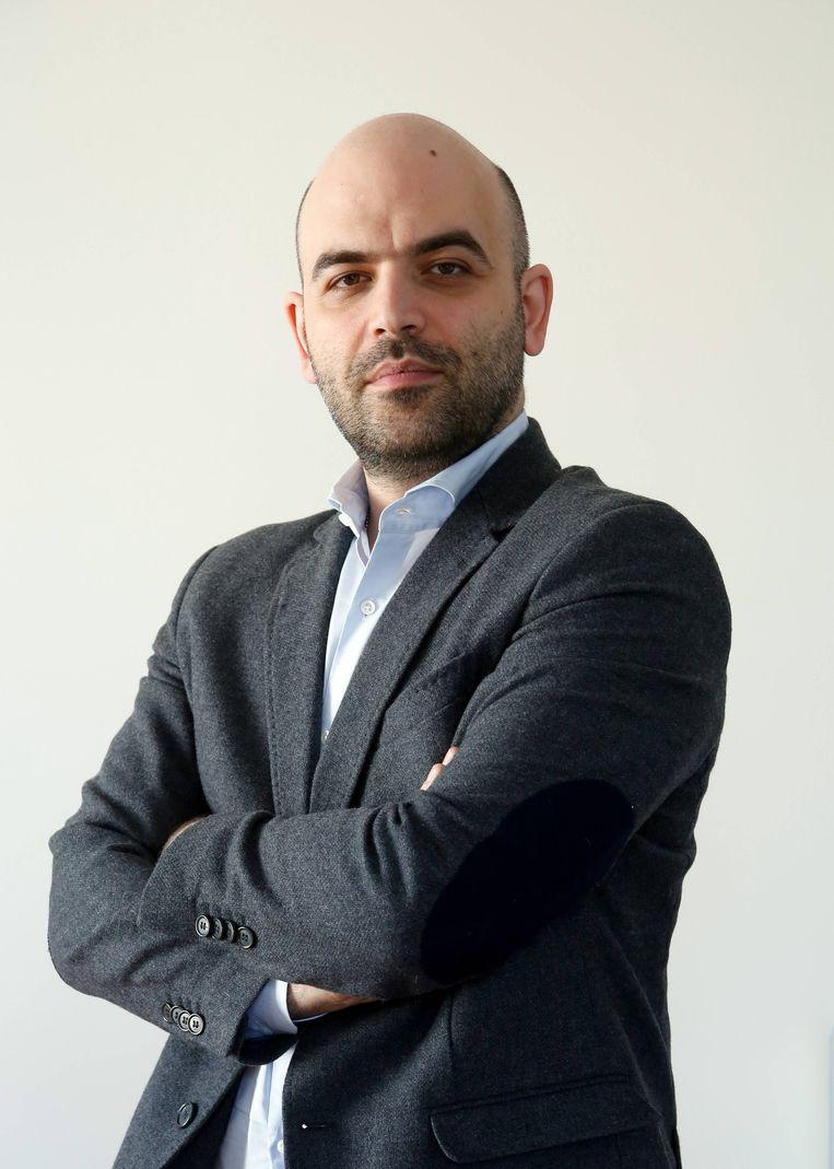 Roberto Saviano Beeld Hollandse Hoogte