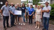 Brandweer schenkt 1.770 euro aan Team Magnetrol