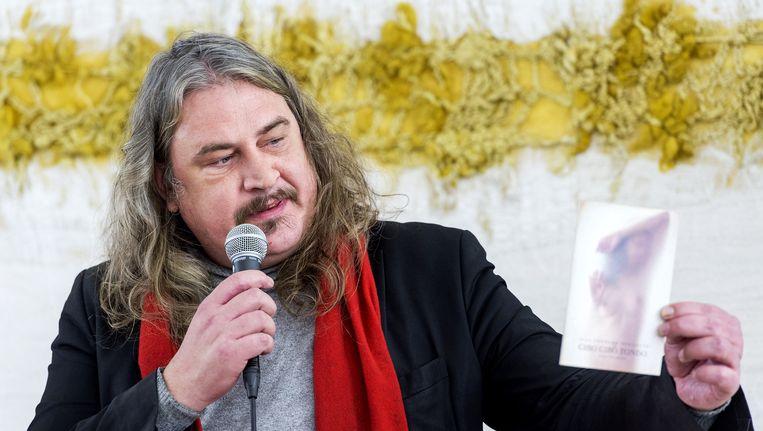 Ilja Leonard Pfeijffer is één van de genomineerden Beeld anp