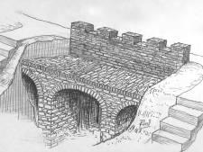 Oud-Briellenaren willen verborgen stadsmuur opgraven: 'Dit kan een fantastische trekpleister worden'